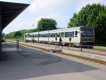 MR-tog på Svebølle Station d. 8. juni 2012 kl. 16.36