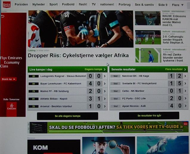 Ekstrabladet 27.aug. 2014