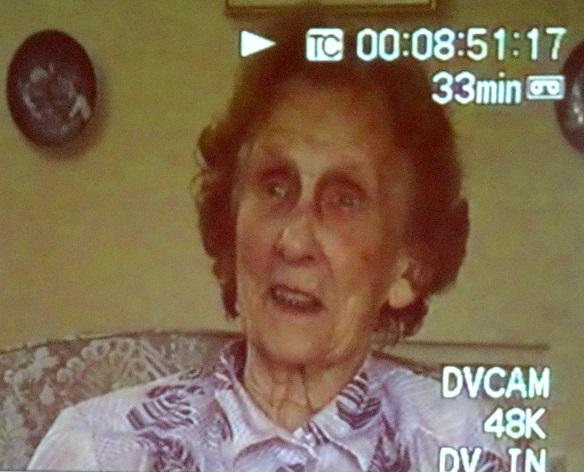 Den 93-årige Marie Jensen fortæller om sin tid på Kattrup